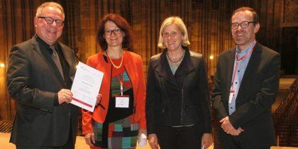 Prof. P. Dr. Ulrich Engel OP erhält Preis der European Society for Catholic Theology