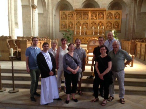 Liturgiewissenschaftliche Exkursion