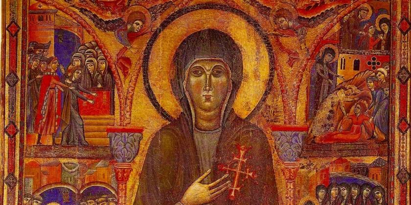 """Workshop """"Konsequent & visionär – Führen und Leiten mit Klara von Assisi"""""""