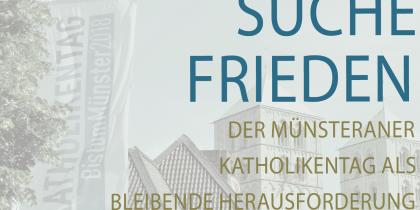 Klostergespräche: Suche Frieden – Was bleibt nach dem Katholikentag?