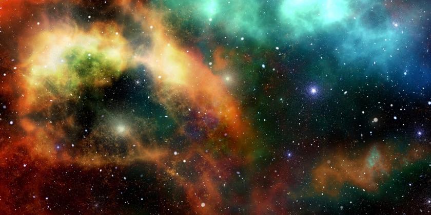 Kosmos, Kern und Teilchen – was Glaube und Physik verbindet