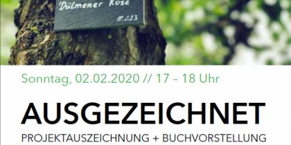 Kapuzinerklostergarten Münster erhält Auszeichnung der UN-Dekade Biologische Vielfalt