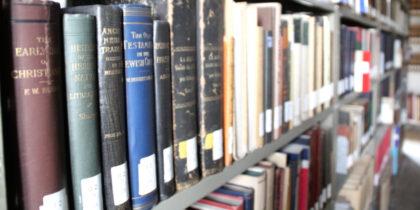 Nutzung der Studienbibliothek der Kapuziner